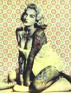 Pin-up tattoos are classic, sexy and downright alluring.