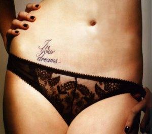 Phoenik tattoo girl. Tatto Colection: tribal art tattoo design