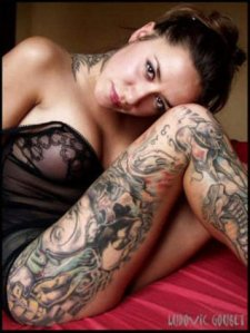 New Tattoos gallery: Back Body Tattoo Gallery