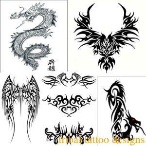 Triblal Tattoo Designs Tribal Tattoo Designs