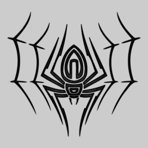 You can DOWNLOAD this Spider Tattoo Design - TATRSP14